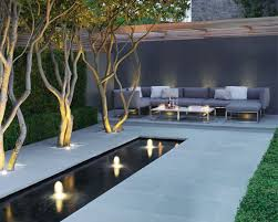 Small Picture Minimalist Garden and landscape Design Ideas Founterior
