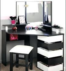 diy dressing room mirror with lights home table or study desk