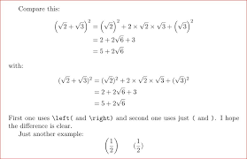 what does mean in a math equation nolitaman