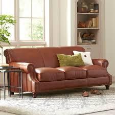 landry leather sofa full grain leather