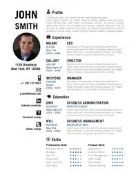 Best Creative Resumes Classy Gallery Of Trendy Top 48 Creative Resume Templates For Word Office