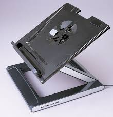 image of laptop stands for desk portable