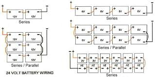 battery wiring diagrams wiring diagrams for 24 volt battery bank