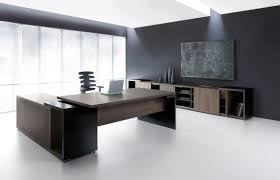 home office black desk. Ultra Modern Executive Black Desk Home Office
