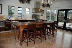 Kitchen Island Table Sets Kitchen Pictures Of Kitchen Islands With Table Seating Awesome