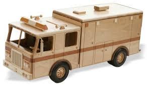 heavy duty wooden ambulance woodworking pattern bear woods supply