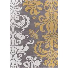 well woven electro gold area rug 3 3