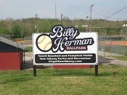 Billy Herman Park   City of New Albany