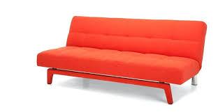 orange sofa ikea bed chair cover