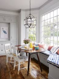 breakfast area lighting. Gorgeous Kitchen Nook Lighting Inspirations And Breakfast Dining Room Ideas Area A