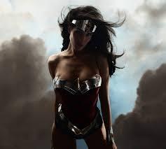 Wonderful I Made A Wonder Woman Costume!