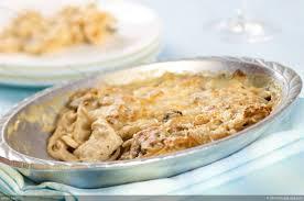 lowfat turkey en tetrazzini recipe