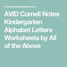 Cornell Notes Avid Teaching Resources   Teachers Pay Teachers as well Cornell Notes Summary Worksheets   Englishlinx   Board moreover Capital And Lowercase Letter Worksheet Teaching Resources likewise  additionally Cornell Notes Summary Worksheets   Englishlinx   Board in addition  besides 2 Column Notes Template Worksheet   Two Column Notes Template further Cornell Notes Template   Note Making Templates   Pinterest moreover Avid Teaching Resources   Teachers Pay Teachers further AVID Cornell Notes Poster   Cornell notes  Note and Anchor charts likewise . on avid cornell notes kindergarten alphabet letters worksheets by all