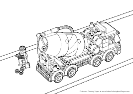 Small Picture Lego Coloring Sheets Train Lego Coloring Pages To Print In Cartoon