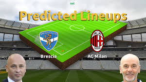 Predicted Lineups and Player News for Brescia vs AC Milan 24 ...