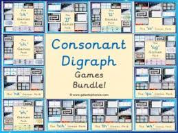 This phonics worksheet will help him practice reading by identifying the beginning word sound wh. Consonant Digraph Worksheets And Resources Galactic Phonics