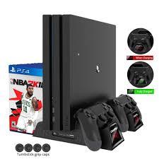 <b>ДОБЕ</b> PS4 Slim/PS4 Pro/PS4 <b>вертикальная подставка</b> 3 ...