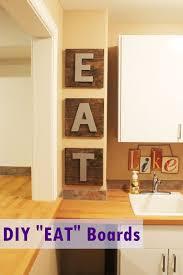 Diy Kitchen Decor Pinterest Clever Design Eat Decor Innovative Ideas 17 Best Ideas About Eat