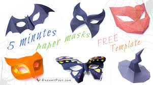 How To Make Face Mask From Chart Paper 54 Divine Lessons How To Make A Paper Mask Of Batman In 2019