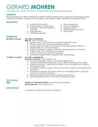 Styles Office Administrator Resume Best Office Administrator Resume