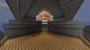 minecraft xbox edition you innovative build a chandelier how to make chandelier at home