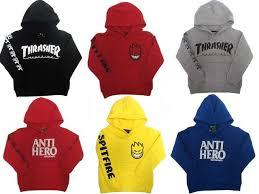 spitfire hoodie. flake ( flakes ) kids hoody thrasher and spitfire antihero (the anti hero t shirt hoodie h