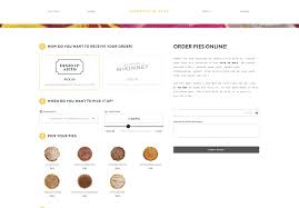 pie order form template 25 images of order form template for pies gieday com