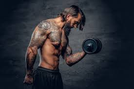 after a tattoo gym exercise tips