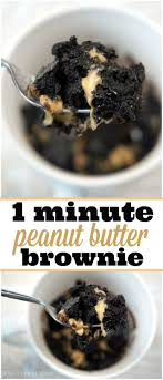 The 25 best Microwave brownie ideas on Pinterest
