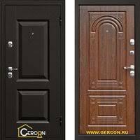 <b>Входная</b> металлическая <b>дверь</b> Дверной континент <b>модель</b> Гранд