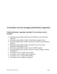 Convention Services   LinkedIn LinkedIn
