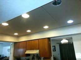new how to install can lights in an existing ceiling how to install recessed lights in