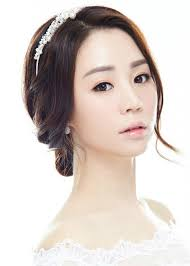 asian eye makeup look