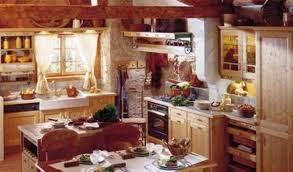 rustic french country kitchens. French Country Home Decor Rustic Kitchens D