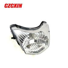 Motorcycle Headlight Modified Led Head Light Headlamp Front Lamp For