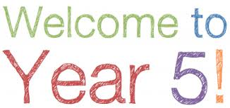 Image result for welcome to Year 5