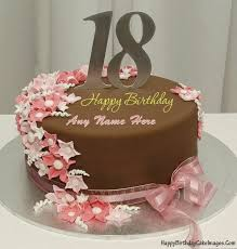 18th Birthday Cake Ideas Freshbirthdaycakesgq