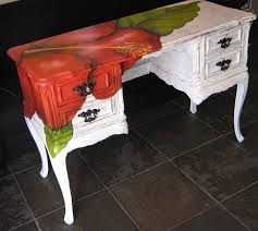 22 Inspirations for Wood Furniture Decoration with Paint