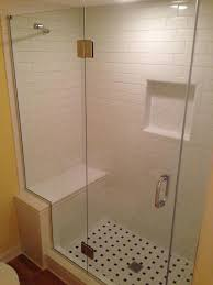 converting bathtub to shower stylish stand up conversion tub alone curtain