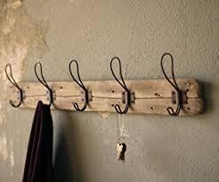 Rustic Wall Coat Rack With Shelf Accordion Foyer Coat And Hat Racks Trgn 100edb100bf100 53