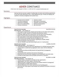 guest service agent resume best sample resume