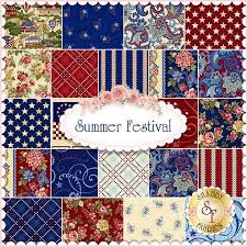 261 best Quilting Fabric images on Pinterest | Baby dolls ... & Summer Festival By Color Principle For Henry Glass Fabrics - Yardage:  Expected Arrival Date Is Adamdwight.com