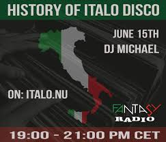 New Dates History Of Italo Disco Charts Fantasy Radio