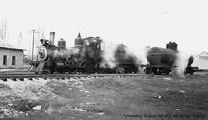 Yesteryear's Railroad - Amador County, California
