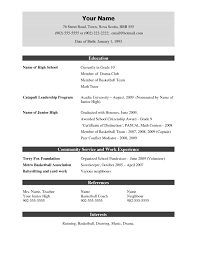 Www Resume Format Free Download Character Certificate Format Doc Free Download Fresh Sample Resume 5