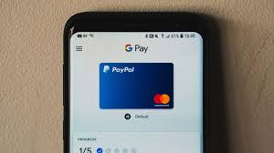 how to add paypal to google pay
