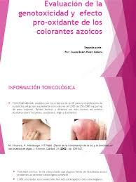 Toxicidad De Los Colorantes Azoicosll L Duilawyerlosangeles