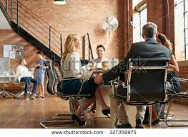 office space pic. exciting boardroom meeting with business people in trendy office space pic u