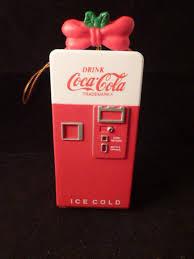 Coke Polar Bear In Bottle Vending Machine Extraordinary VTG COCA Cola Coke Retro Vending Machine Polar Bear Christmas Tree