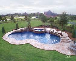 Freeform Pool Designs Natural Freeform Pool 069 By Southernwind Pools In 2019
